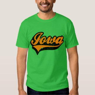 Iowa US State Tshirt