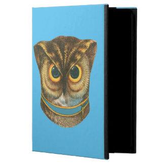 ipad cover Owl vintage illustration