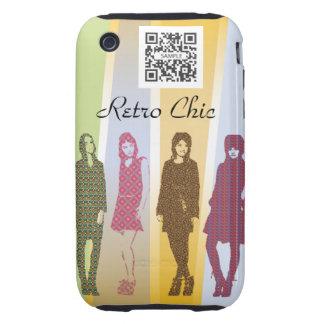 iPhone 3G/3Gs Case Template Retro Fashions