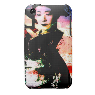 """iphone 3G/*Gs covering """"mysterious geisha """" Case-Mate iPhone 3 Case"""
