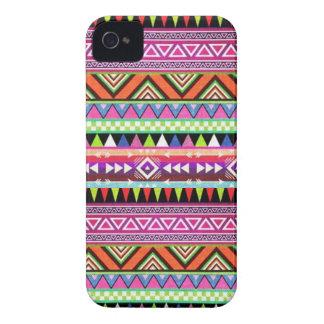 iPhone 4/4s Multicolored Navajo Case