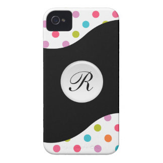 iPhone 4 Monogram Cases