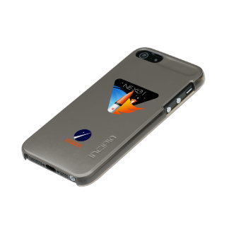 iPhone 5/5s Case With Nexø I mission patch Incipio Feather® Shine iPhone 5 Case