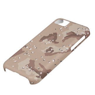 iPhone 5 Case - Camouflage - Desert