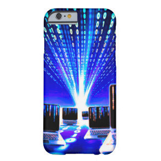iPhone 6/6s, Barely There Computer Anime Highway Barely There iPhone 6 Case