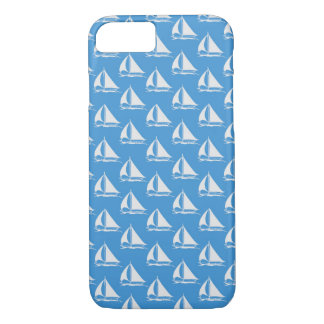 iPhone 7, Sail Boat Pattern Case