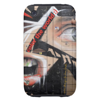 Iphone cover color the world