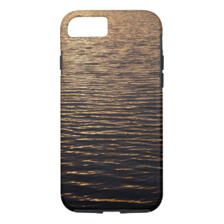 iPhone: Ripples on a Water Surface During Sunset iPhone 7 Case