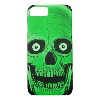iPhone Skully Skull Horror Phantom Skull Case