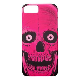 iPhone Skully Skull Horror Pink Skull Case