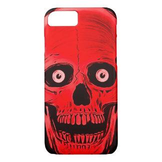 iPhone Skully Skull Horror Red Skull Case