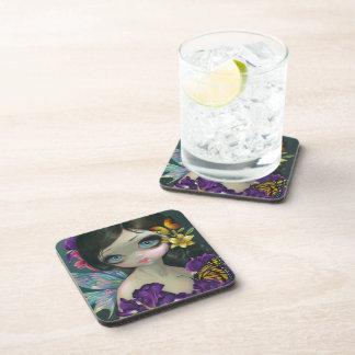"""Iris Enchantment"" Coaster"