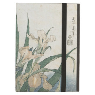 Iris Flowers and Grasshopper, c.1830-31 Case For iPad Air