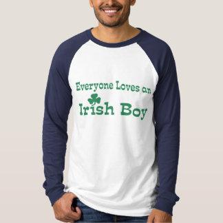Irish Boy T Shirts