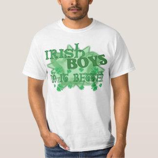 Irish Boys Better Tee Shirts