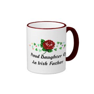 Irish Dad Ringer Mug