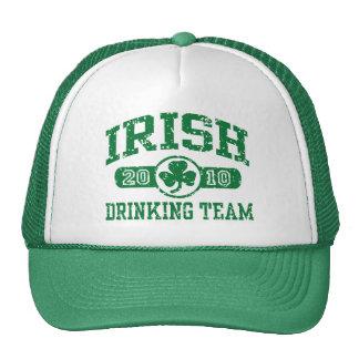 Irish Drinking Team 2010 Cap