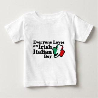 Irish Italian Boy Infant T-Shirt
