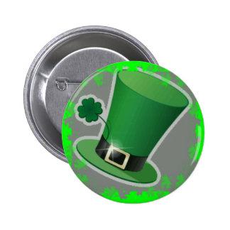 Irish Luck Button