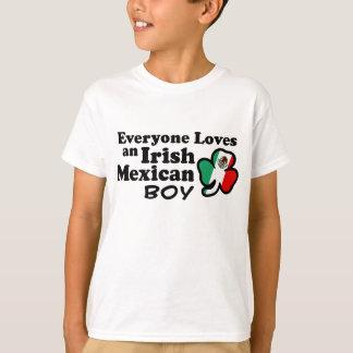 Irish Mexican Boy Shirts