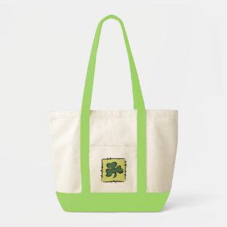 Irish Shamrock Bag