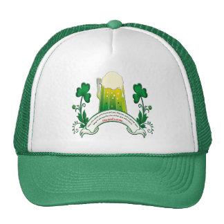 Irish Toast Hat