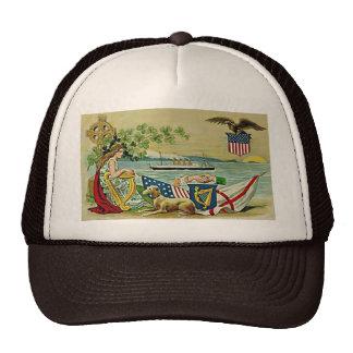 irish vintage love for erin cap