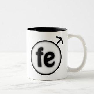 ironman Two-Tone mug
