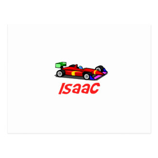 Isaac Postcard