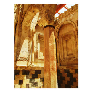 ISHAK PASHA PALACE IN EASTERN TURKEY POSTCARD