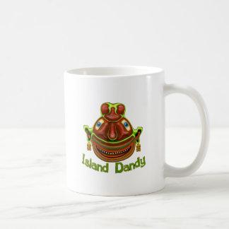 Island Dandy Basic White Mug