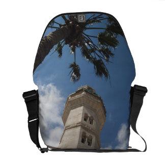 Israel, West Bank, Bethlehem, Mosque of Omar Messenger Bags