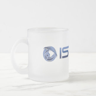 iStunt Frosted Glass Mug