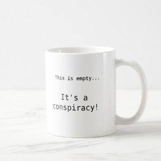 It's a Conspiracy Mug
