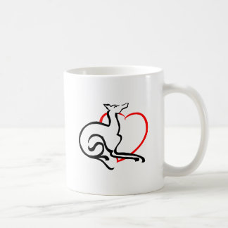 It's a Grey Area Logo - No Text Basic White Mug