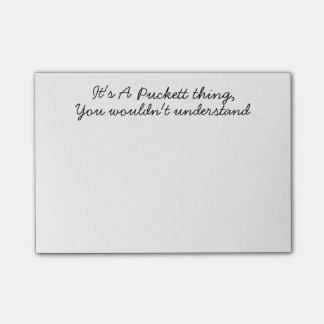 Its a Thing You Wouldn't Understand Post It Notes Post-it® Notes