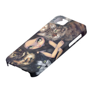 """It's All About the Cats"" iPhone 5 Case"