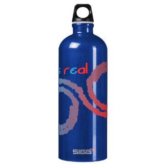 it's real SIGG traveller 1.0L water bottle