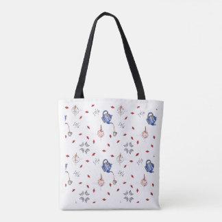 It's time Alice Tote Bag