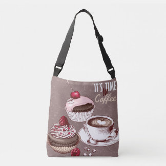 It's Time for Coffee Tote Bag
