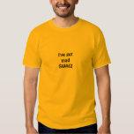 I've got mad SWAG! Tshirts