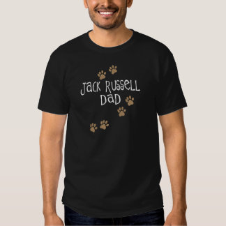 Jack Russell Dad Tshirts