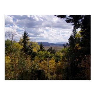 Jackson Hole Series Postcard
