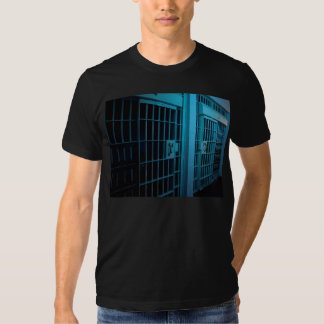 JAIL CELL TEE SHIRTS