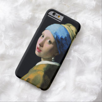 Jan Vermeer Girl With A Pearl Earring Barely There iPhone 6 Case