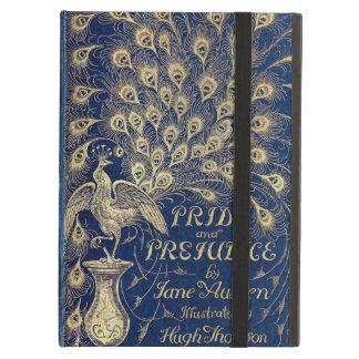 Jane Austen Pride and Prejudice Peacock 1894 iPad Air Covers