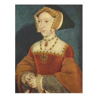 Jane Seymour Postcard