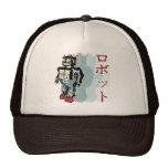 Japanese Robot Cap