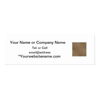 Java bean liquid with sweetener dairy milk cream pack of skinny business cards