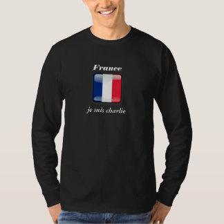 je suis charlie - T-shirt